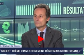 Intervention de Cedric Besson dans le Club de la Bourse sur BFM Business le 18 décembrebre 2019