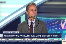 Intervention de Cedric Besson dans le Club de la Bourse sur BFM Business le 11 octobre 2019