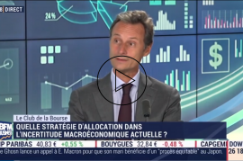 Intervention de Cedric Besson dans le Club de la Bourse sur BFM Business le 22 août 2019