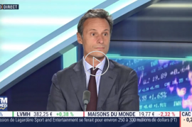 Intervention de Cedric Besson dans le Club de la Bourse sur BFM Business le 8 juillet 2019